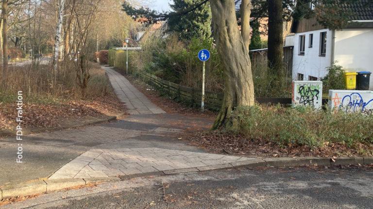 Radwege müssen sicherer werden