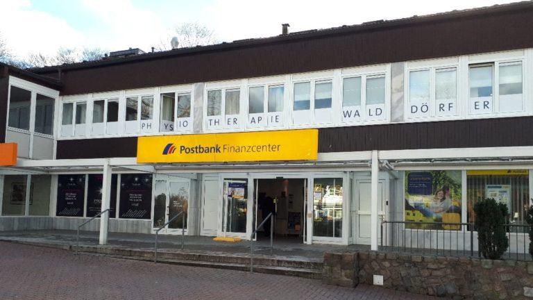 Post in Volksdorf jetzt schon geschlossen?